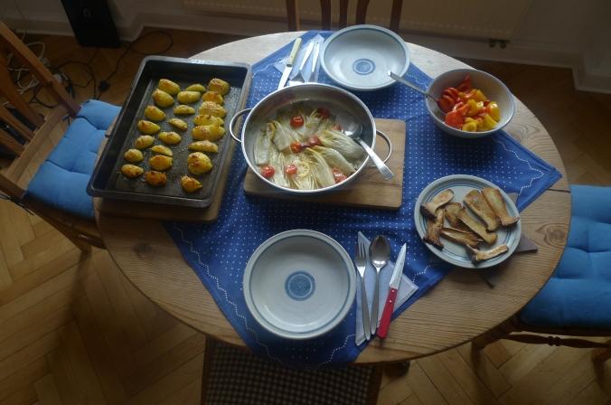 krautersaitlingechicoreepaprikaofenkartoffeln-9