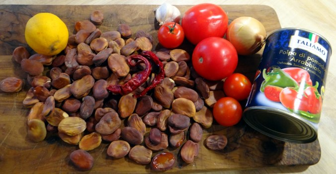 Bohnen in Tomaten (2)