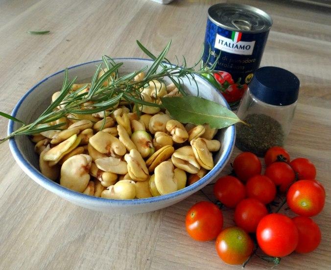 Bohnen in Tomaten (4)