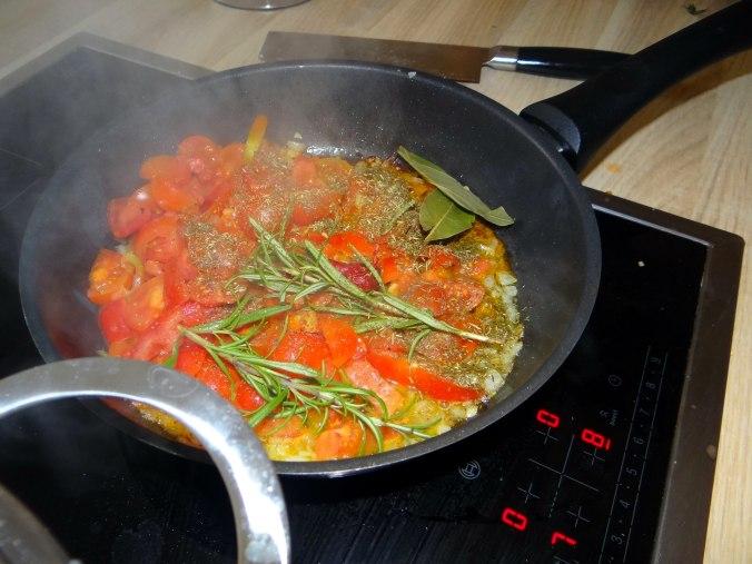 Bohnen in Tomaten (8)