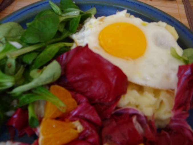 Kartoffelbrei,Salate,Spiegelei (20)