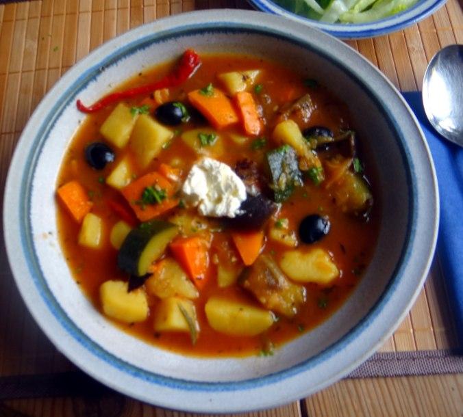 Mediteraner Gemüsetopf (1)