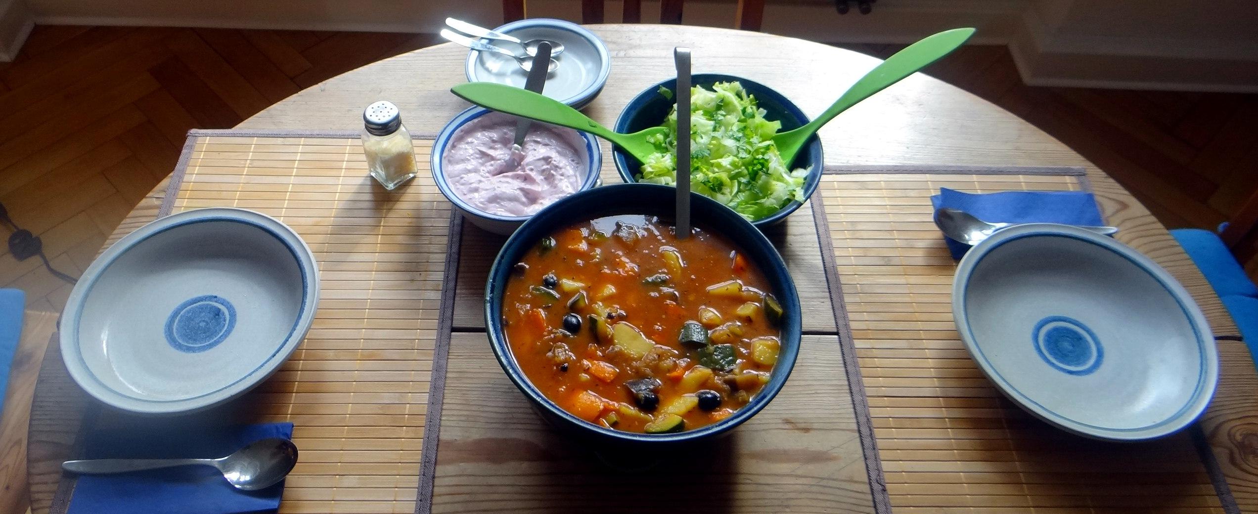 Mediteraner Gemüsetopf (2)