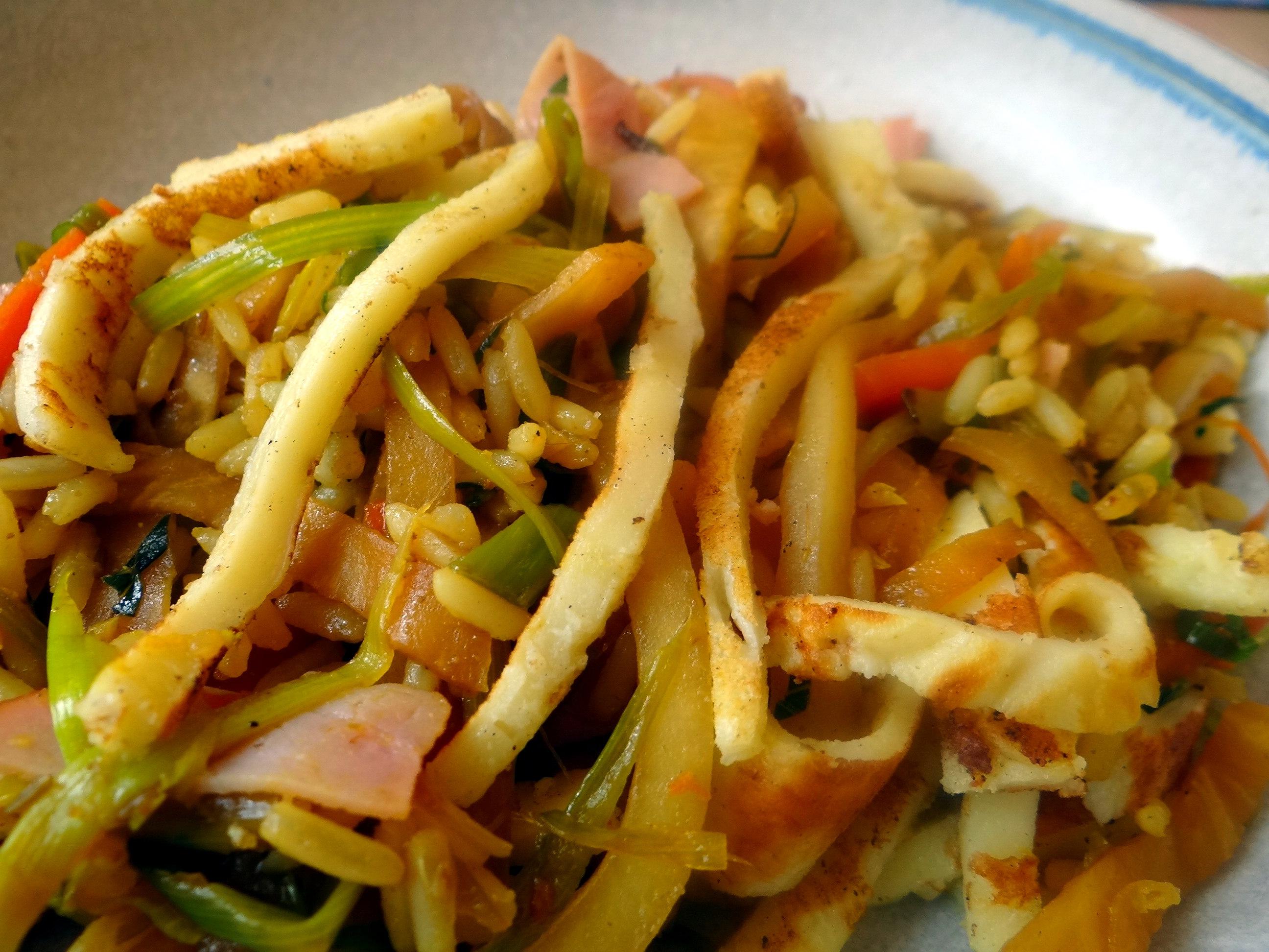 Nasi Goreng,Himbeer Quark (3)