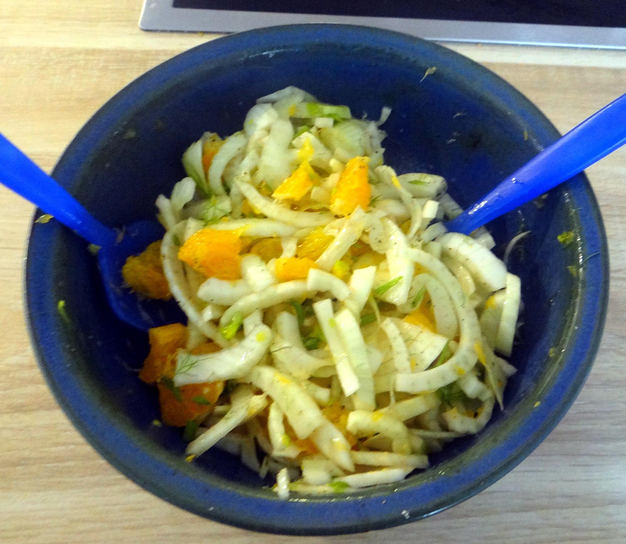 Rote Beete Gemüse,Ofenkartoffel,Fenchelsalat, (5)