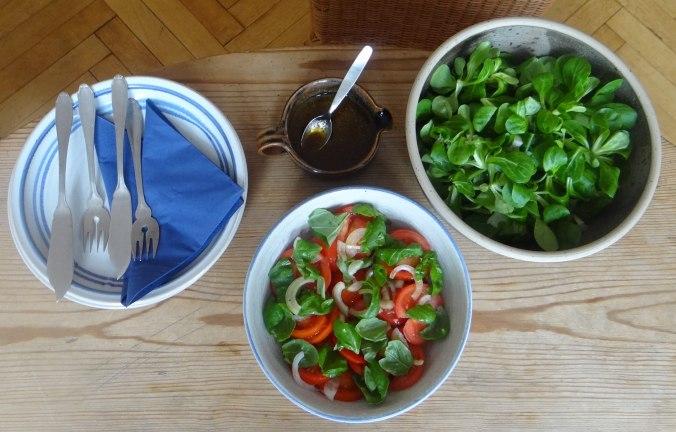 Seelachs,Tomatensalat,Feldsalat (15)