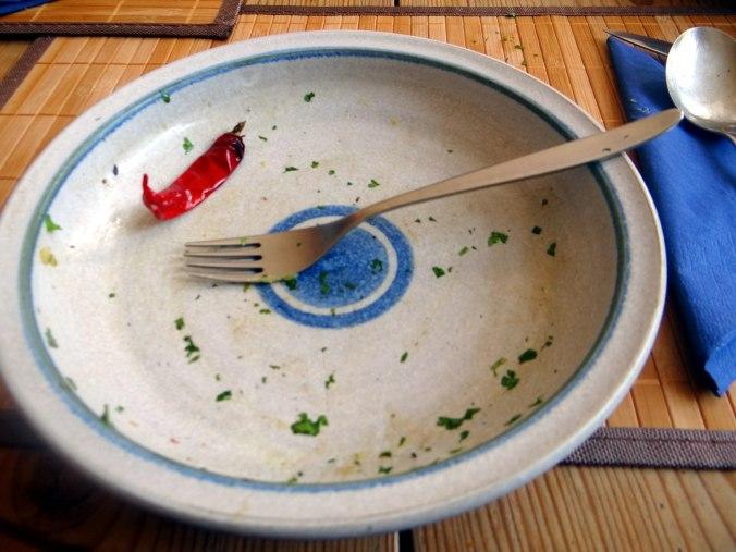 Shitake,Champignon,grüner Spargel,Pellkartoffeln,Rosins Kuchen (21)