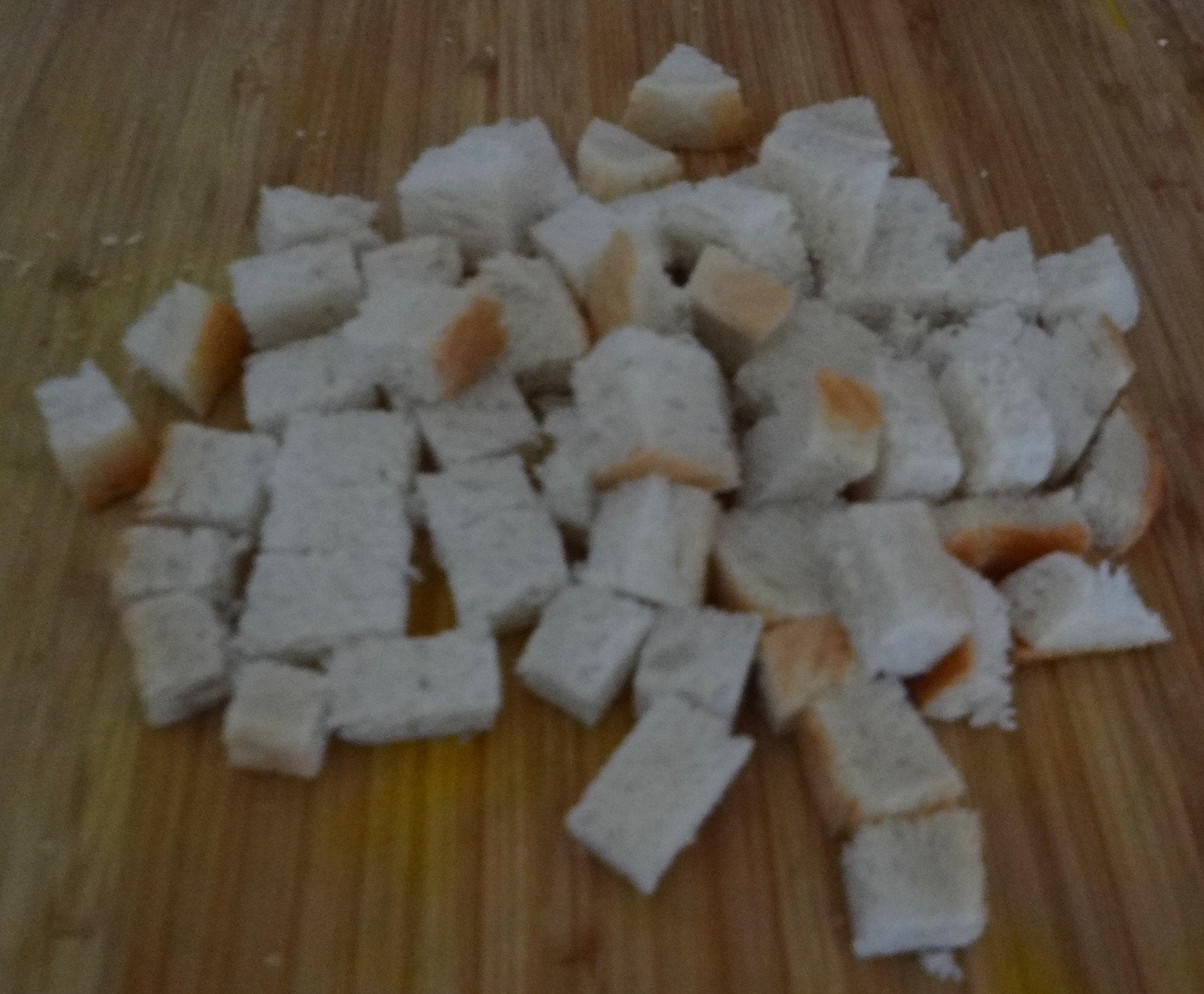 Zwiebelsoße,Klöße,Chicoreesalat (4)