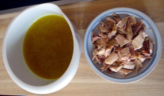 Hühnerfrikassee,Reis (10)