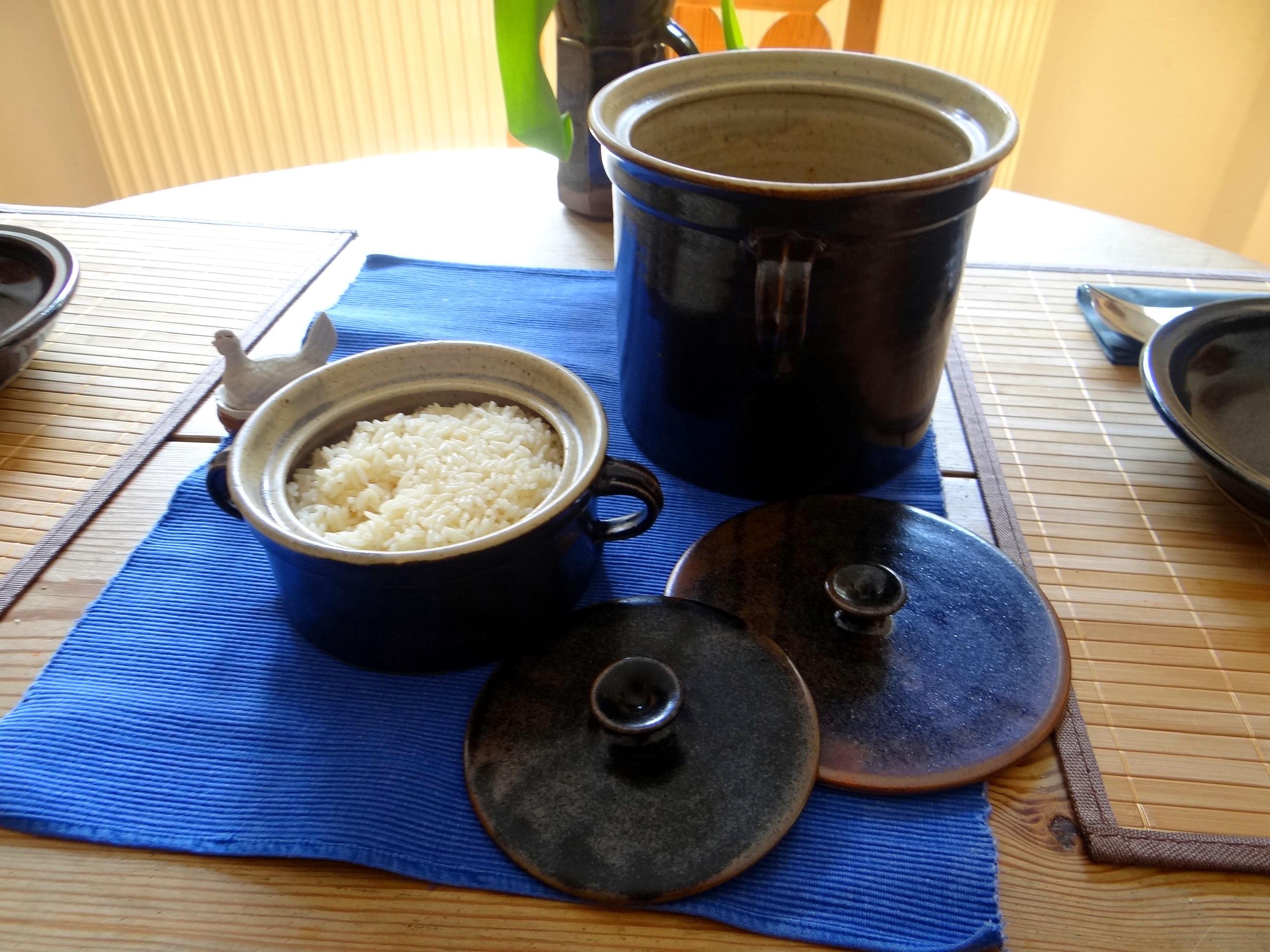 Hühnerfrikassee,Reis (23)