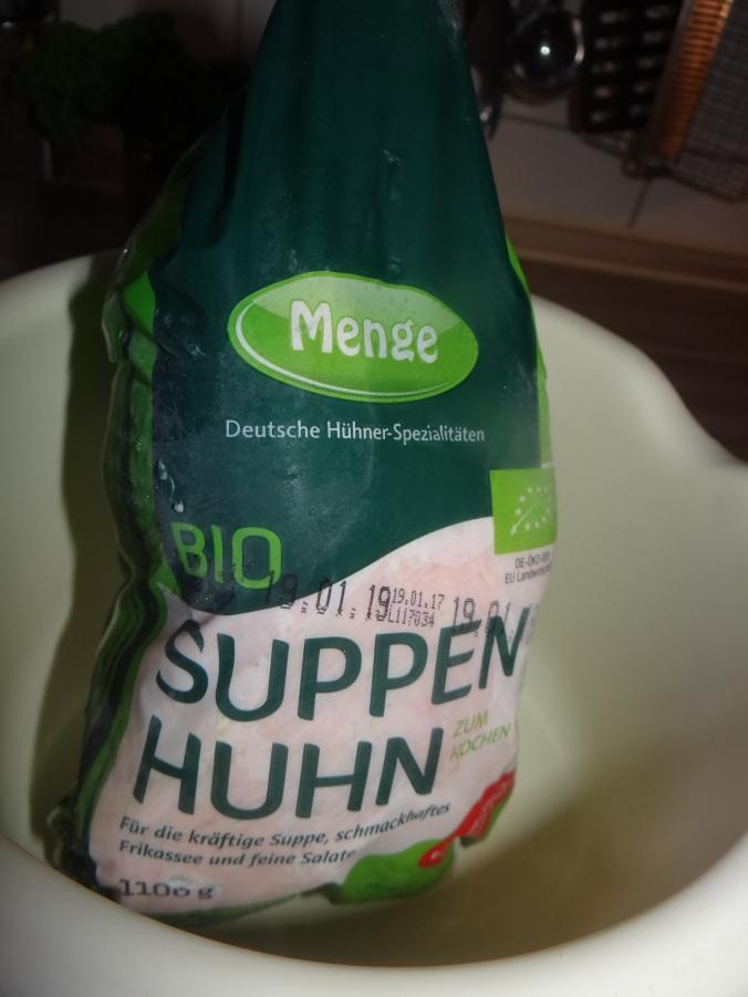 Hühnerfrikassee,Reis (5)