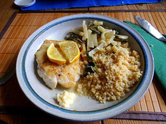 Kabeljau,Mairübchen,Couscous,Mascapone mit Orangensaft,pescetarisch (1)