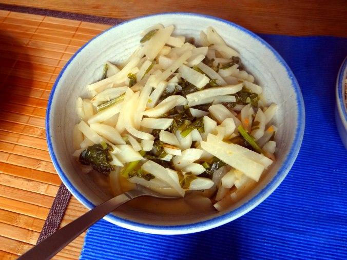 Kabeljau,Mairübchen,Couscous,Mascapone mit Orangensaft,pescetarisch (3)
