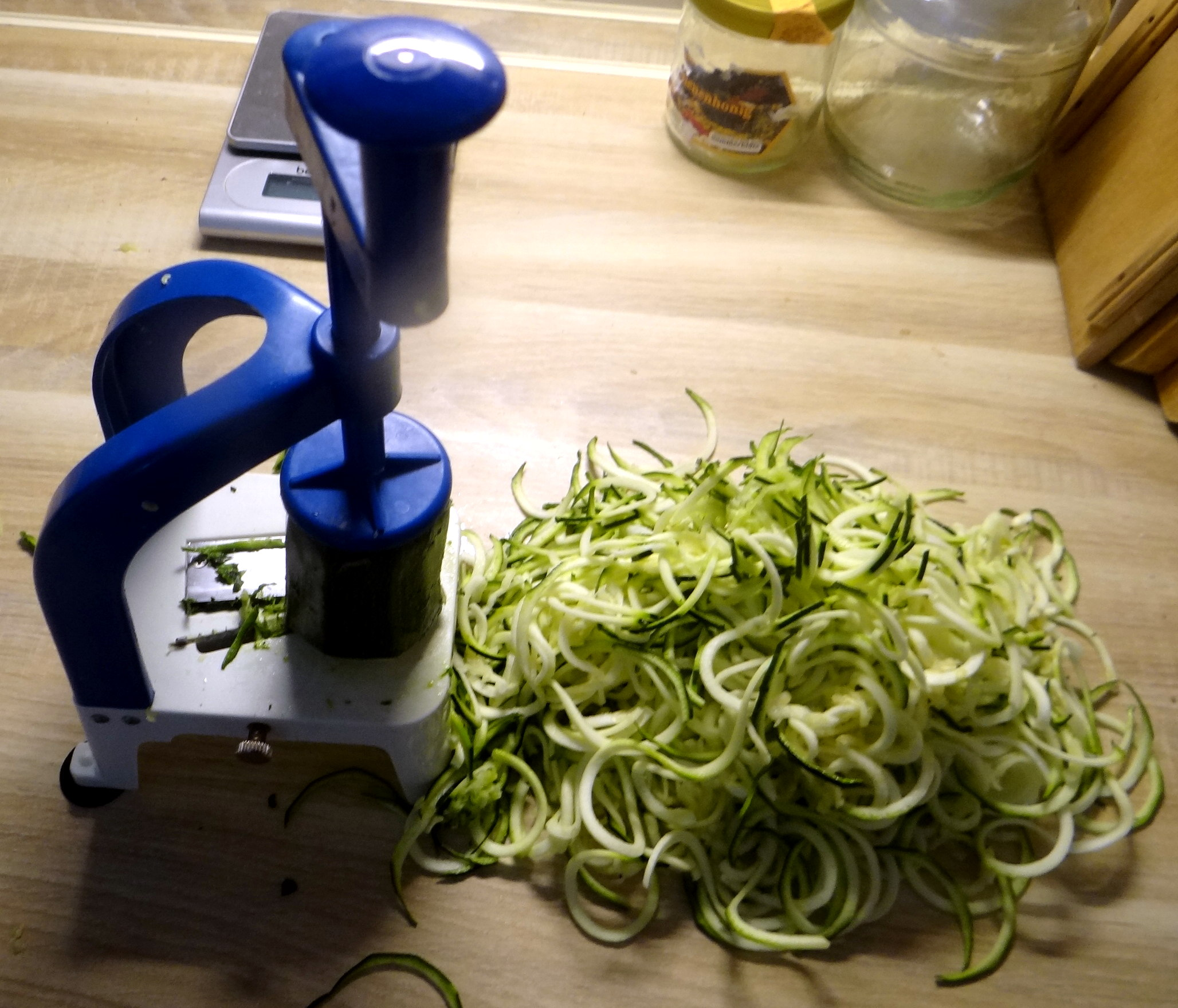 Nudeln,Zucchini Nudeln,Tomaten Soße (11)