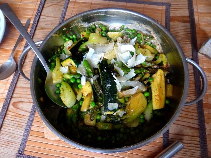 Gemüse Allerlei,Nudel Mix,vegetarisch (15)