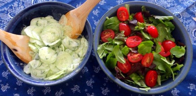 Kabeljau,Salate,Ofenkartoffeln (7)