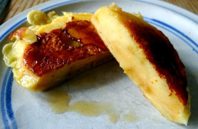Orientalische Möhrensuppe,Apfel im Schlafrock,vegan (19)