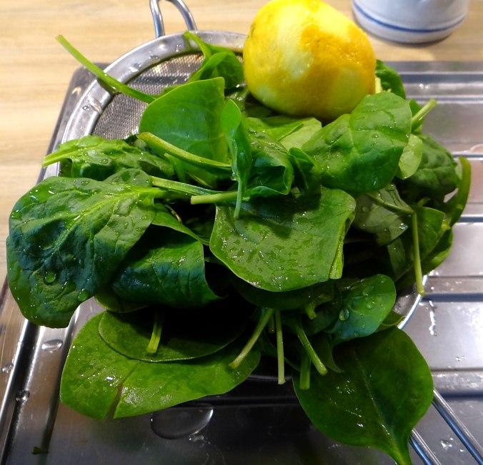 Orientalische Möhrensuppe,Apfel im Schlafrock,vegan (4)