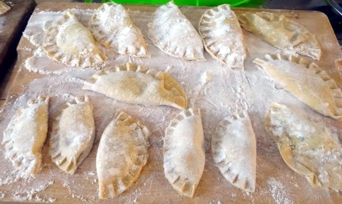 Spargel,Ravioli mit Wildkräuterfüllung (10)