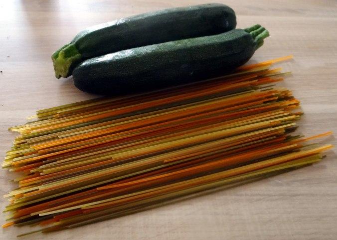 Zucchini Zoodles,Spaghetti,Tomatensauce (5)