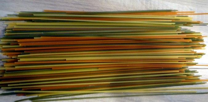 Zucchini Zoodles,Spaghetti,Tomatensauce (9)