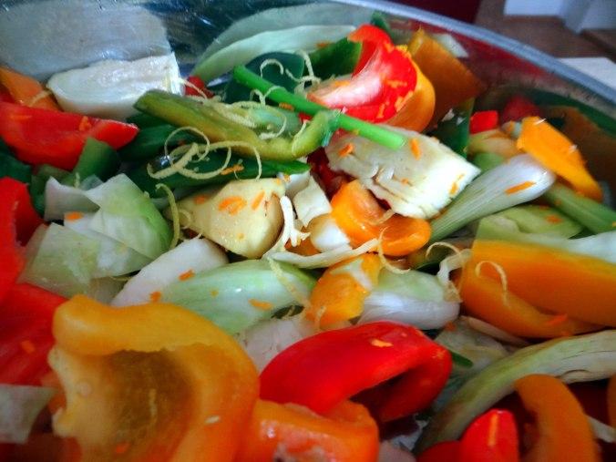 Gemüse in Kokosmilch mit Belugalinsen (8)