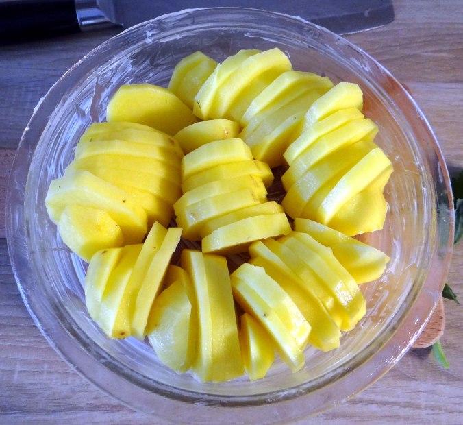 Kohlrabigemüse,Kartoffelgratin,vegetarisch (11)