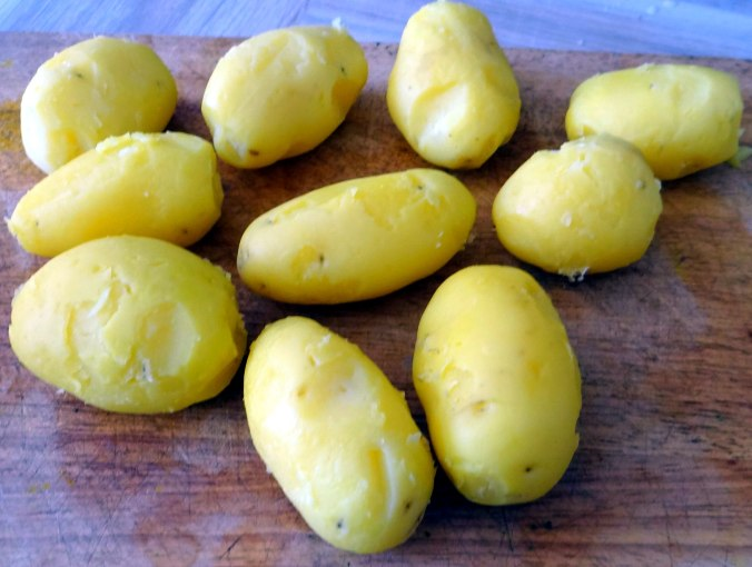 Mediterraner Kartoffelsalat,Bratwurst (13)