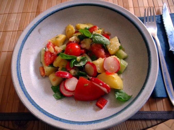 Mediterraner Kartoffelsalat,Bratwurst (23)