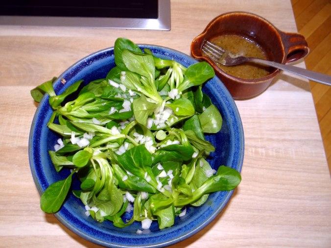 Quark,Salate,Pellkartoffeln,Obstsalat (5)