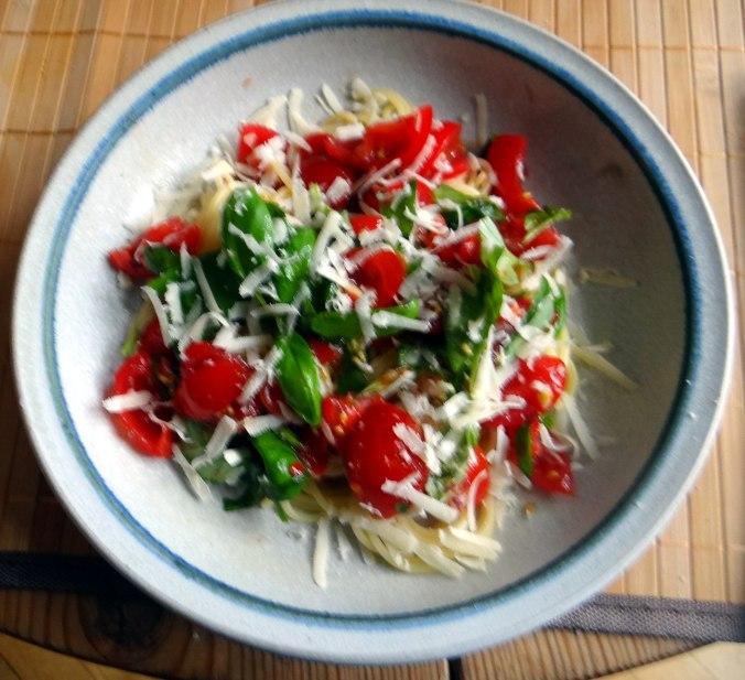 Spaghetti mit Keka,Waffeln (11)