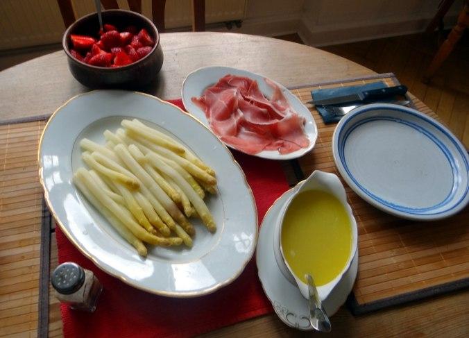 Spargel ,Pommes,Schinken (5)