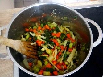 Asiatische Gemüsesuppe,vegan (5)