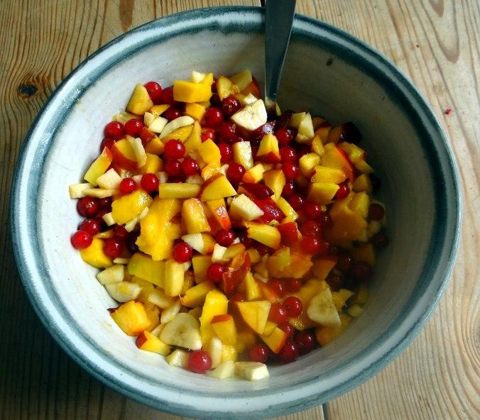 Bohnengemüse,Pellkartoffeln,Obstsalat (12)