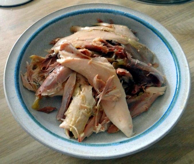 Hühnerfrikassee,3.7 (8)