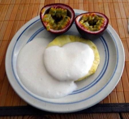 Mangoöld,Shitake,Frikadelle,Pellkartoffel,Ananas,Kokosschaum (23)
