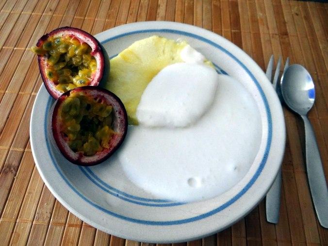 Mangoöld,Shitake,Frikadelle,Pellkartoffel,Ananas,Kokosschaum (5)