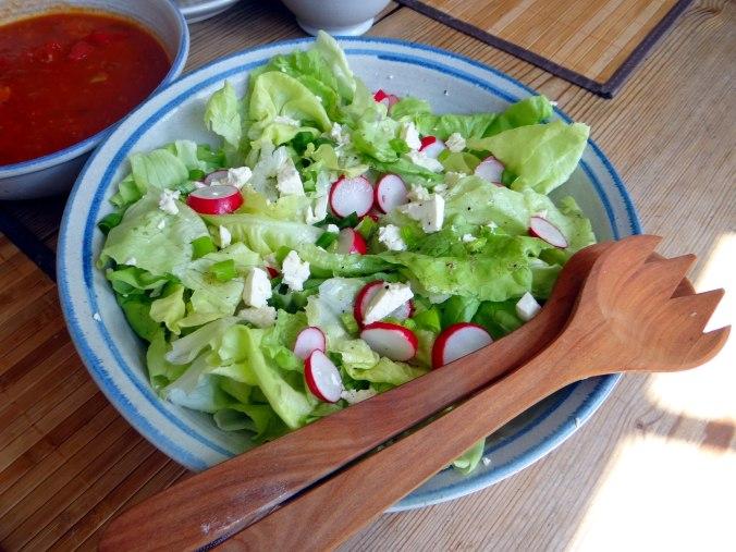 Oliven Gnocchis,Salat (13)
