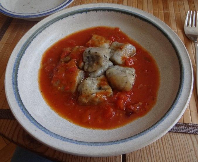 Oliven Gnocchis,Salat (16)