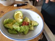 Rösti,Guacamole,Tapenade,Salat,vegetarisch (20)