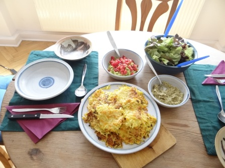 Rösti,Guacamole,Tapenade,Salat,vegetarisch (25)