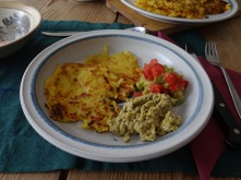 Rösti,Guacamole,Tapenade,Salat,vegetarisch (26)