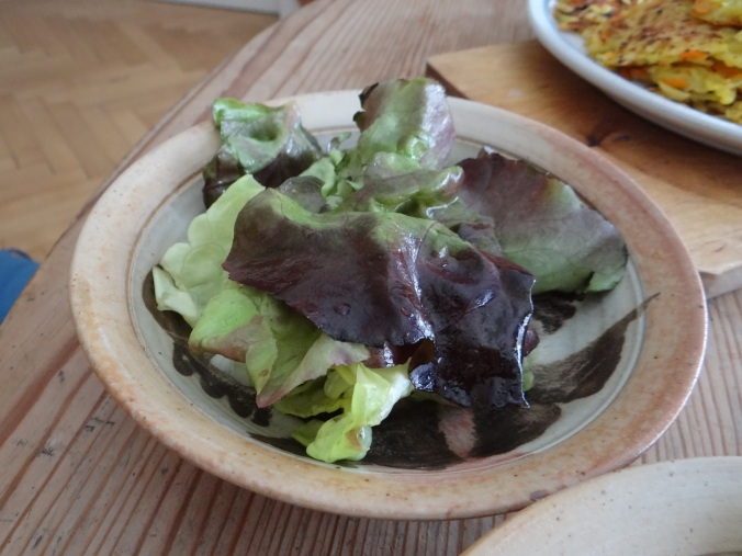 Rösti,Guacamole,Tapenade,Salat,vegetarisch (5)