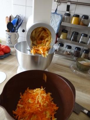 Rösti,Guacamole,Tapenade,Salat,vegetarisch (9)
