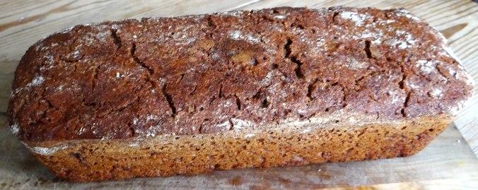 Roggen Vollkorn Brot (10)