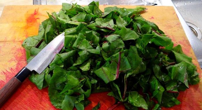 Rote Beete Gemüse,Garnelen,Pellkartoffeln (14)