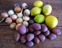 Zitronen-Hähnchenbeine (6)