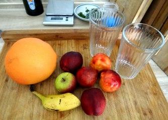 Cevapcici,Tzatziki,Ofenkartoffeln,Tomatensalat,Smoothie (18)