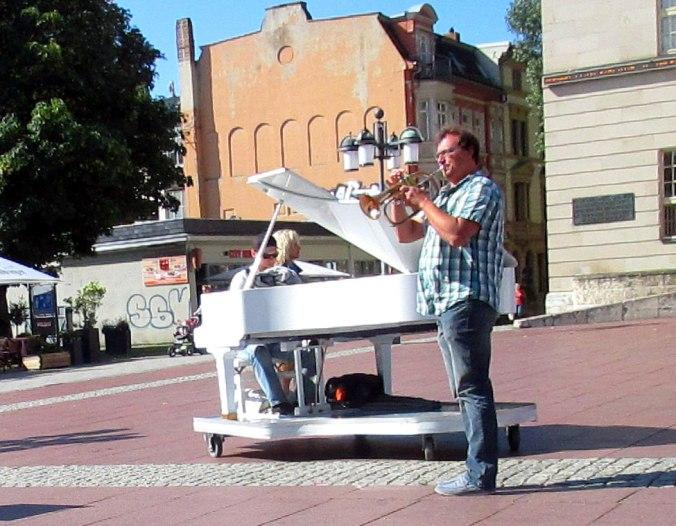 Musik in der Stadt (1)