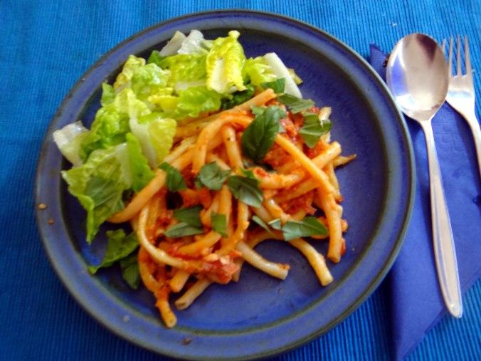 Pastizio,Makkaroni Auflauf,Pflaumenkuchen (1)